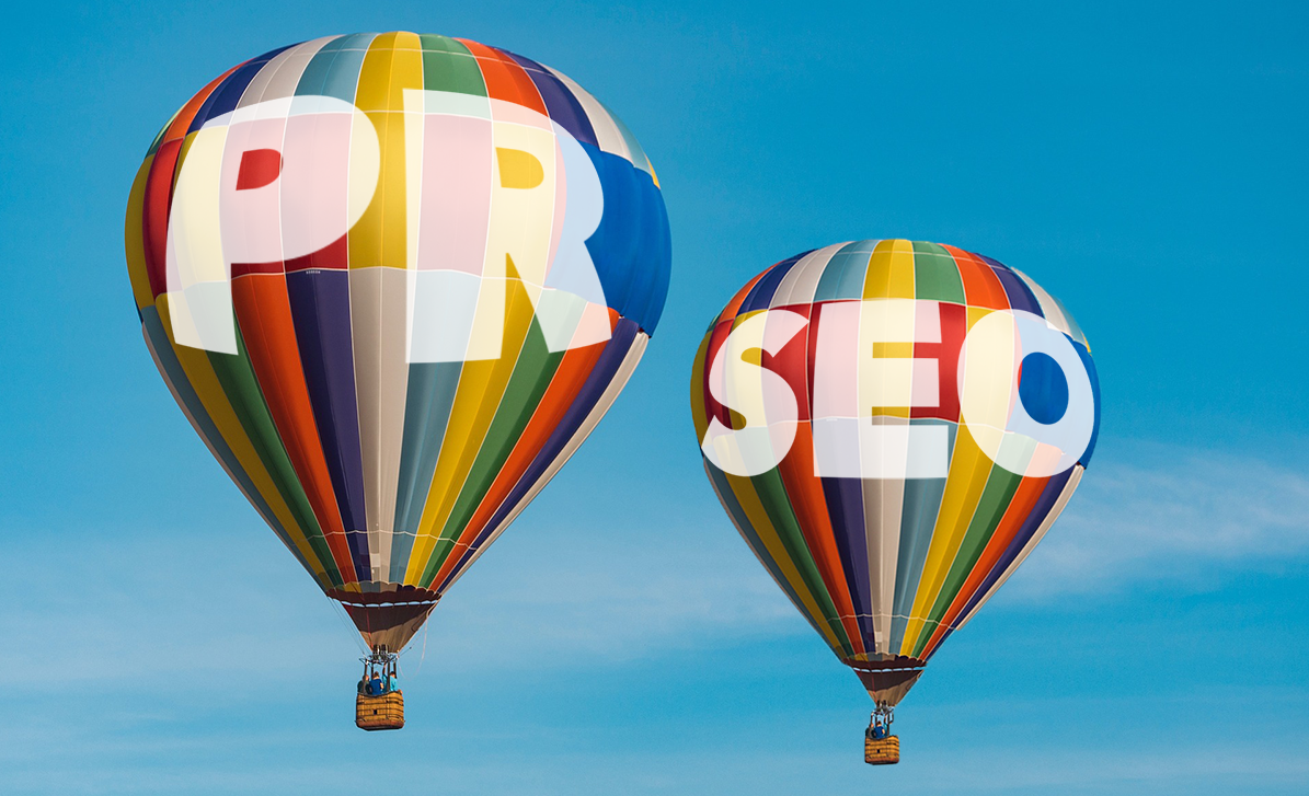 Reality PR and SEO
